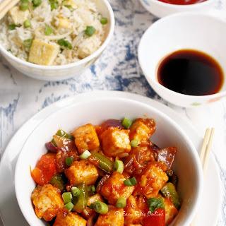Tofu Chili Pepper Recipes