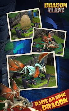 Dragon Clans APK screenshot thumbnail 4