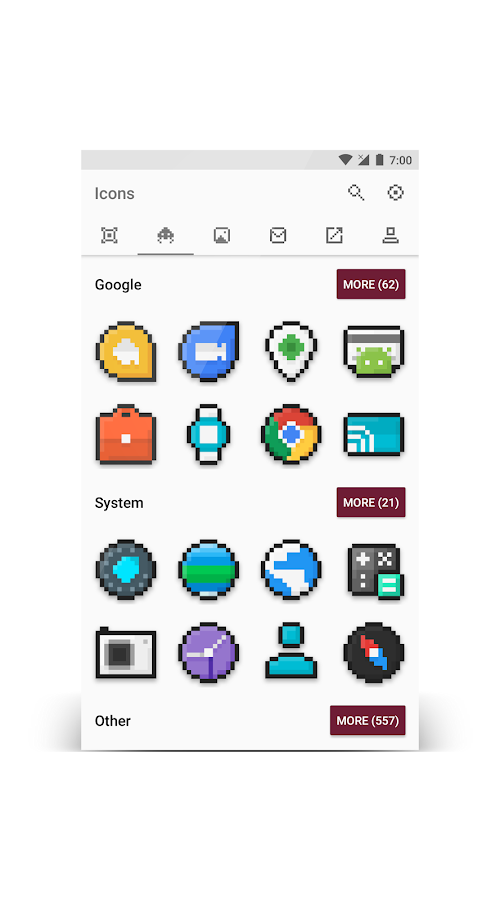 PixBit - Icon Pack Screenshot 4
