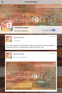 The NorthGate - screenshot