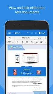 Download OfficeSuite + PDF Editor APK for Android Kitkat