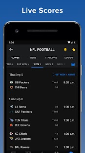 theScore: Live Sports Scores, News, Stats & Videos for pc