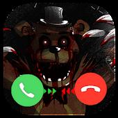 fake call Five Nights APK for Bluestacks