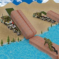 US Army Bridge Building Game For Laptop PC (Windows10,7,XP/Mac)