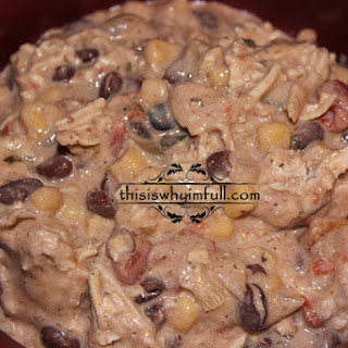 Corn Cream Cheese Dip Black Beans Recipes