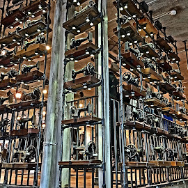 A lot of old sewing machines by Alka Smile - Artistic Objects Other Objects