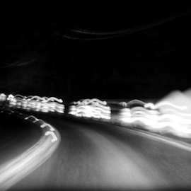 In the abstract  by Todd Reynolds - Black & White Street & Candid
