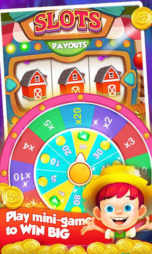 Coin Mania: Farm Dozer - screenshot