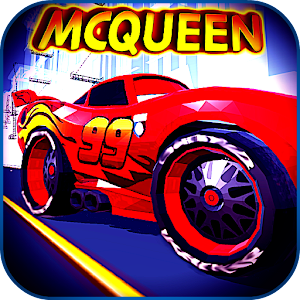 Mcqueen 3D Racing Game