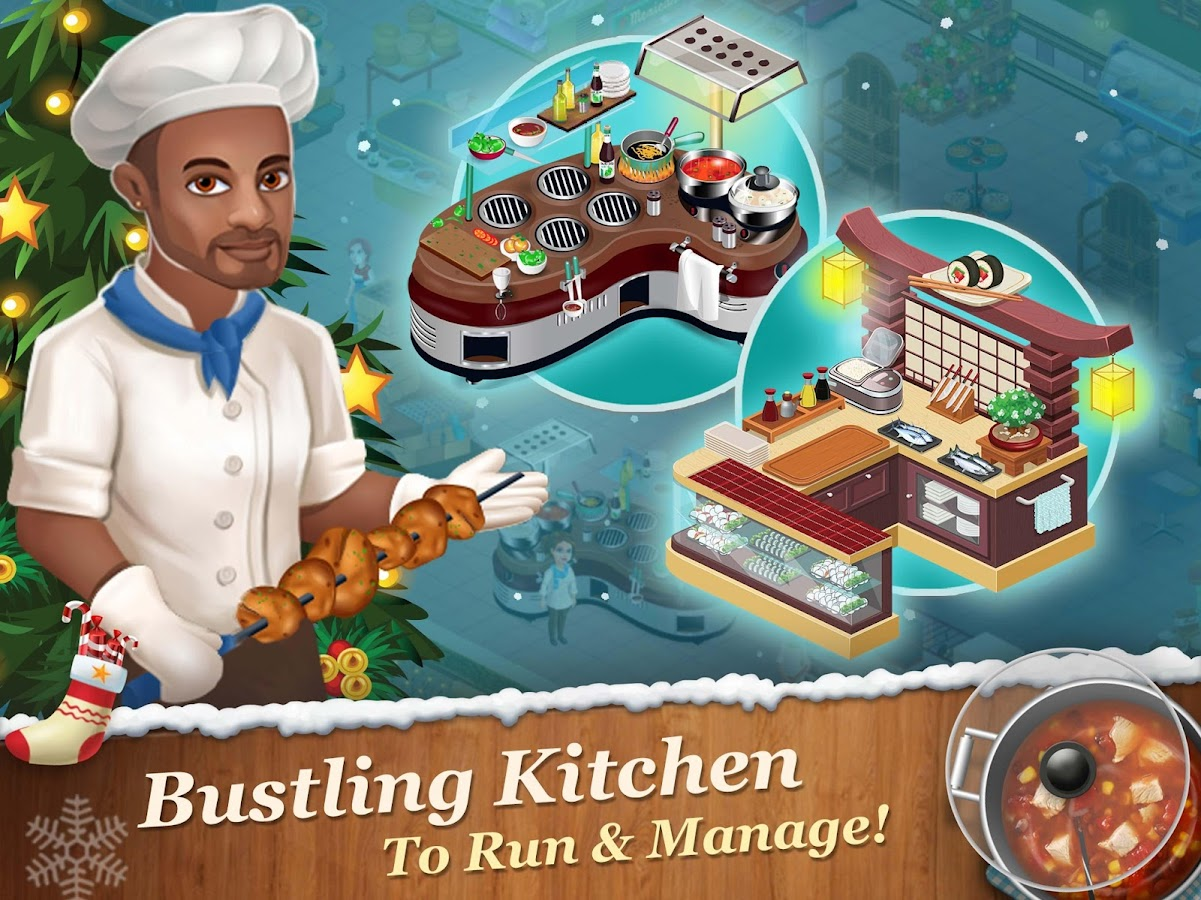 Star Chef: Cooking & Restaurant Game Screenshot 7