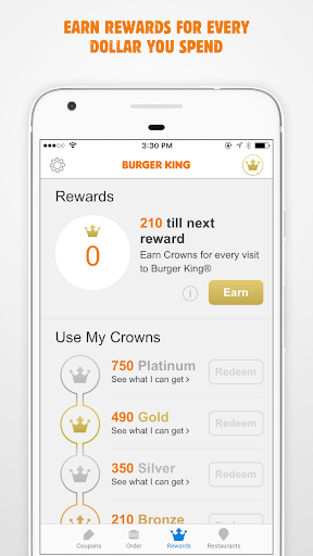 BURGER KING® App - New Zealand screenshot 5