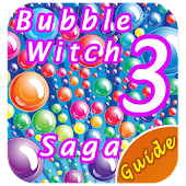 Guide Bubble Witch Saga 3