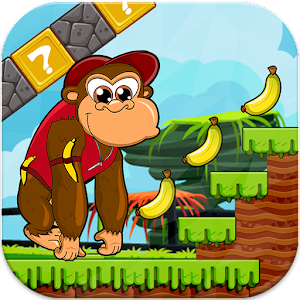 Super Jungle Monkey running