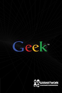 Geek Network - screenshot