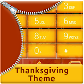 App Thanksgiving Dialer Theme APK for Kindle