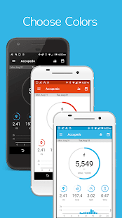 Download Accupedo Pedometer APK for Android Kitkat