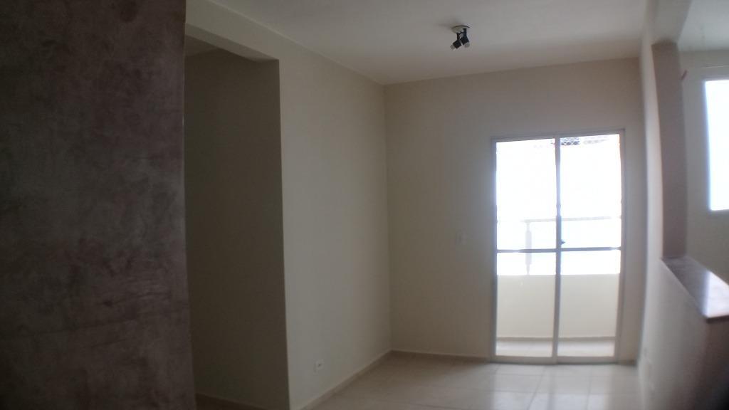 Apartamento com 3 dormitórios para alugar por R$ 1.250/mês - Vila Gabriel - Sorocaba/SP