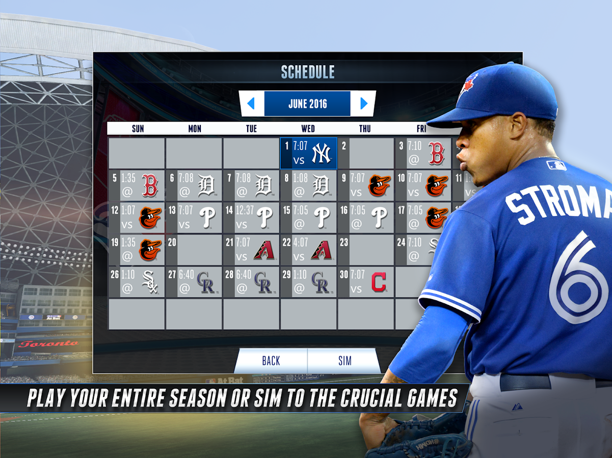 R.B.I. Baseball 16 Screenshot 13