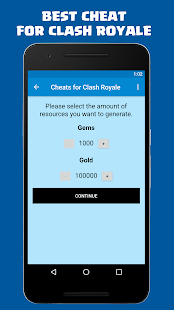 App Gems for Clash Royale FREE apk for kindle fire