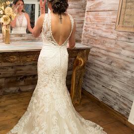 by Kathy Suttles - Wedding Getting Ready