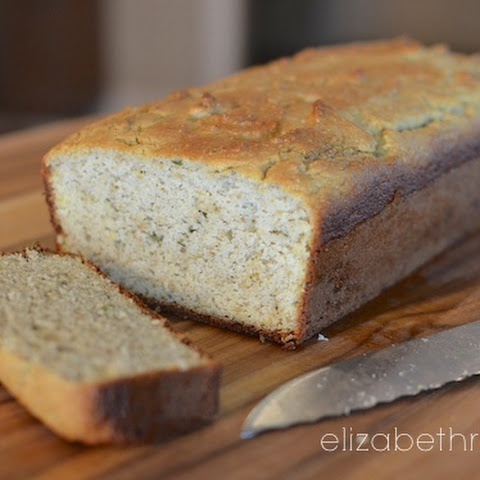 Easy Almond Flour Bread With Herbs (Gluten-Free)