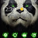 Panda Man theme Wallpaper Icon