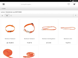 Screenshot of Hund-Sport-Shop