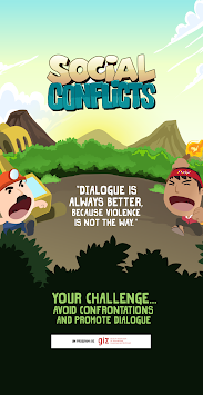 Social Conflicts apk screenshot