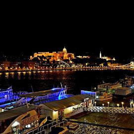 lights  by Kamen Georgiev - City,  Street & Park  Night