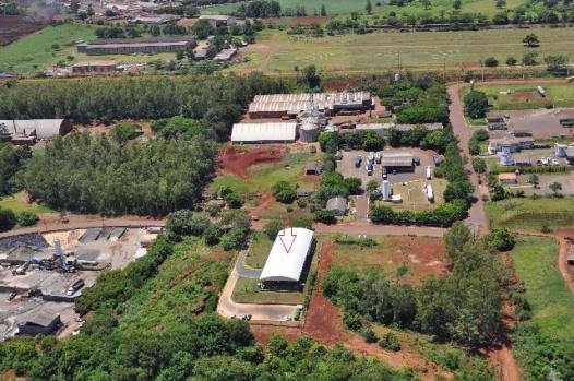 Excelente Barracão  Industrial à venda ou locação no Cilo 3, Londrina.