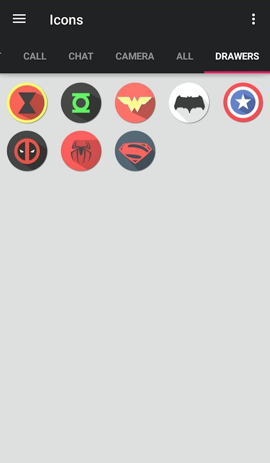 The Superhero-Theme (Donate) Screenshot 2