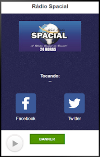 Rádio Spacial - screenshot