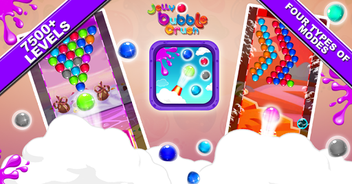 Jelly Bubble Crush - screenshot