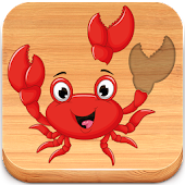 Download Puzzles for kids Ocean Animals APK on PC