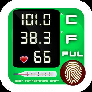 Body Temperature Checker Diary For PC / Windows 7/8/10 / Mac – Free Download