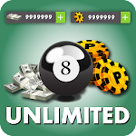 Coins for 8 ball pro Prank APK