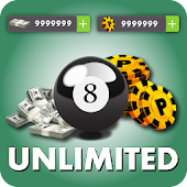 App Coins for 8 ball pro Prank APK for Kindle