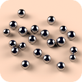 Roll Balls into a hole APK for Bluestacks