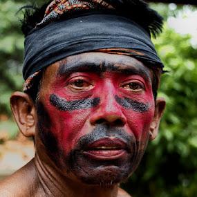 Tiban Artist  by Aditya Nugraha - People Portraits of Men ( potrait, artist, men )