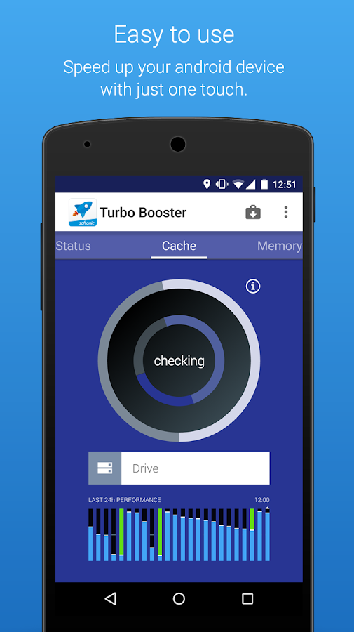 Turbo Booster (Speed up) Screenshot 3