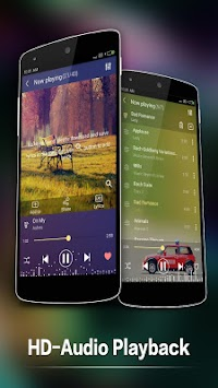 Music Player For Android APK screenshot thumbnail 4