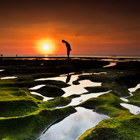 Balangan Beach by Pande Wiguna - Landscapes Beaches ( beach )