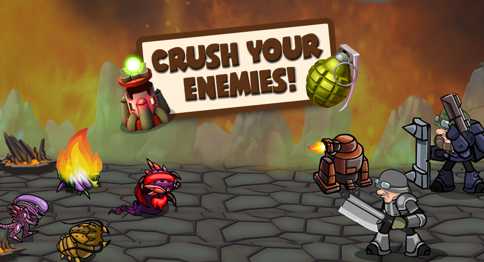 Alien Defense Screenshot 4