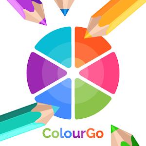 ColourGo - Coloring book For PC