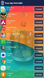Easy App Uninstaller - screenshot
