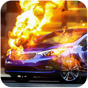 Download Car accident prank For PC Windows and Mac