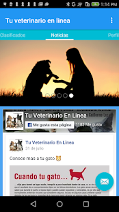 Tu veterinario en linea - screenshot