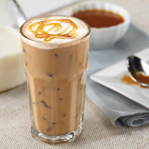 How to Make Caramel Iced Coffee