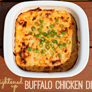 [lightened up] Buffalo Chicken Dip