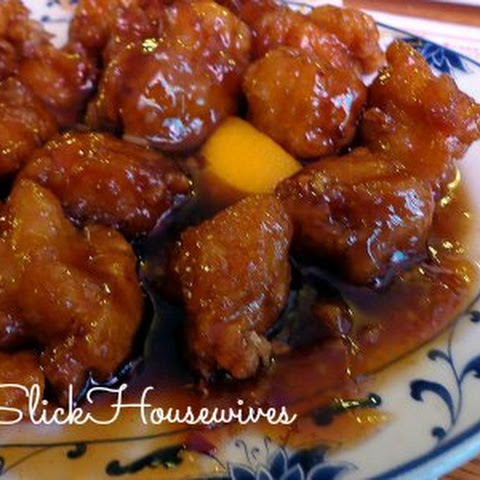 Tangy Russian Dressed Orange Chicken - Crockpot Cooking